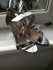 ladies silver shoes size 7