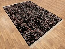9x12 Rug Modern Handknotted ,Free Shipping !!! #1746