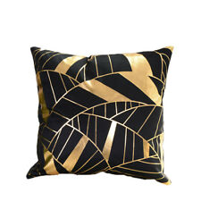 Gold Letter Animal pillow case cover sofa car waist cushion cover Home Decor GS