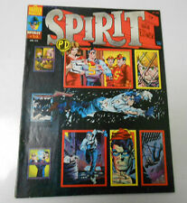 1976 THE SPIRIT by Will Eisner #14 FVF Warren Magazine