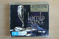 Lamb Of God  ‎– Sacrament    (Box C281)