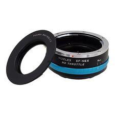 Fotodiox Objektivadapter Pro M42 Linse für Sony Alpha Nex mit ND Filter