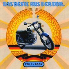 Das Beste aus der DDR 1-Rock Karat, Renft, City, Enno, Silly, Keimzeit.. [CD]