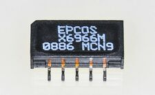 HUGE LOT EPCOS 1000pcs SAW Filter Band Pass 36.125MHzFrequency B39361-X6966-M100