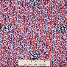 Candy Fabric - Pixy Stix Rainbow Toss - Springs YARD