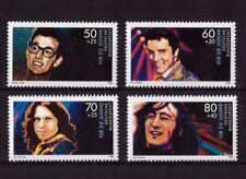 Bund Mi.Nr.1360-1363**Postfrisch--Rock+Pop Musike Jugend 1988--ca.unter15 M€-098