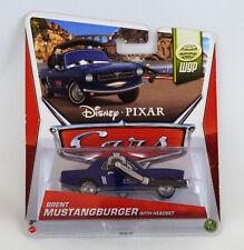 Mattel Disney Pixar Cars Diecast Auto Brent Mustangburger Neuware / New