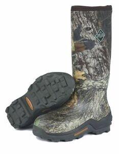 Muck Boots Woody Elite Premium Hunting Boot-Mossy Oak Break Up (WDE-MOBU)