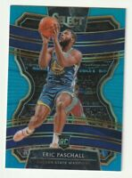 2019-20 Panini Select Prizm Blue Rookie RC Red Eric Paschall SP /299 #12