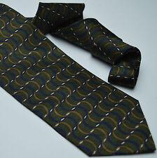 Milano Uomo Silk Neck Tie Menswear Men Neckwear Necktie