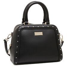 NWT KATE SPADE HELENA ST SM ROCKI SATCHEL BLACK Crossbody Messenger Bag