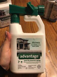 Advantage Yard & Premise Spray, 32 fl. oz. Ships N 24h