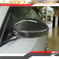 BMW 3 Series E92 E93 2005 - 2008 Real Carbon Fiber Mirror Cover Caps Trim bm13