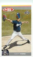 2004 TOPPS TOTAL BASEBALL CARD - PICK / CHOOSE YOUR CARDS