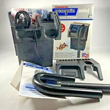 Marineland Penguin Mini Power Filter 100 GPH 10 Gal  Quiet PF99 New