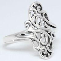 Ring Étaín 925er Silber Gothic Schmuck - NEU