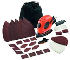 Lijadora Mouse 55w bolsa y accesorios Black&decker