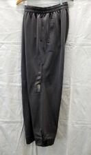 Mens Vintage Jordan Nike Poly Snap Button Sweat Pants Size XXL  Old School Pants