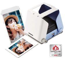 Japan Takara Tomy Printoss Mobile Instax Mini Film Photos Printer TPJ-03 SORA