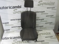 7701055367 SEAT FRONT LEFT DRIVER RENAULT SCENIC 1.5 D 5P 5M 60KW