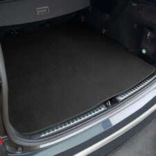 Kia Sportage Boot Mat (2015+) Black Tailored [Bottom level]