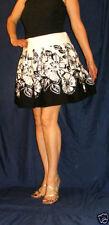 Knee Length Cotton Pleated, Kilt Formal Skirts for Women