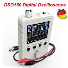 DE Digitales DSO150 Oszilloskop 2,4-Zoll-LCD Multimeter Für Elektronisches Teach
