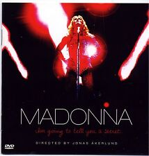 CD - MADONNA - Im going to tell you a secret