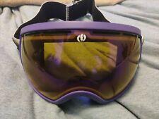 Purple Electric Goggles