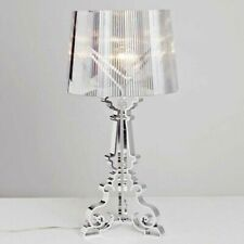 Original Kartell Bourgie Table Lamp made in Italy designed by Ferruccio Laviani