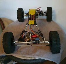 Comp Crawler. One Off Hand Built. MOA Front+Rear. Carbon Fibre Frame