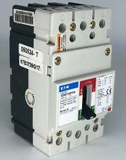 Eaton 100a 100 Amp Triple Pole 3 Phase MCCB Breaker GEB3100FFG GEE3100FFG