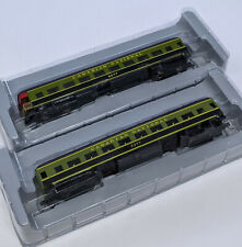 TESTED - PLAYART & MODEL POWER HARRIMAN HO Set of 2 Train Cars Canadian National
