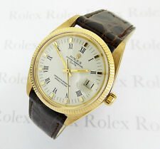 A beautiful 1977 men's 18ct gold Rolex Oyster Perpetual Date - UK SELLER