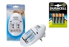 Cargadores de baterías y pilas Duracell para TV y Home Audio AA