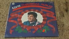 Vintage Elvis Christmas records Album 1979 in excellent condition.