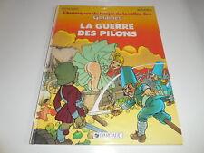 EO CHRONIQUES DU TEMPS DE LA VALLEE DES GHLOMES 2/ LA GUERRE DES PILONS/ RIBERA