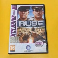 R.U.S.E Don't Believe What You See GIOCO PC VERSIONE ITALIANA
