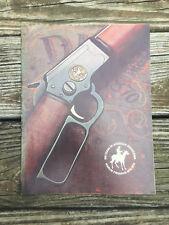 Original 1970 Marlin Firearms Brochure 100 years of American Gunmaking 30 pages