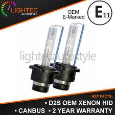 D2S D2R OEM HID Xenon Faro Bombillas reemplazo Directo Lámpara 66040 66240 Reino Unido