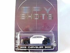 CHRYSLER 300C 2013,LIMITED EDITION GREENLIGHT 1/64 DIECAST CAR COLLECTOR'S MODEL