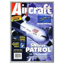 Aircraft Illustrated Magazine January 2005 MBox92 Snow Patrol