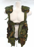 US MILITARY USGI LOAD BEARING VEST ENHANCED LBV Woodland Camouflage Camo