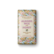 Luxury Brand Crabtree & Evelyn Almond, Milk & Honey Triple Milled Soap 158g Bar