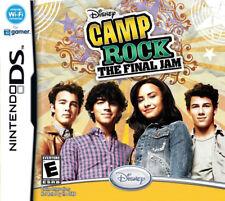 Camp Rock Final Jam NDS New Nintendo DS