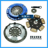 UFC STAGE 3 CLUTCH KIT+CHROMOLY FLYWHEEL fits 91-99 MITSUBISHI 3000GT 3.0L N/A