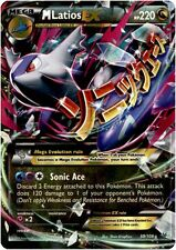 Pokemon Roaring Skies M Latios-EX - 59/108 - Holo Rare EX Card