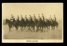 French Corps & Regiments Collectable Postcards