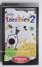 jeu LOCO ROCO 2 platinum sony PSP en francais pour enfant game spiel juego gioco