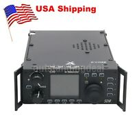 20W HF Shortwave Radio Transceiver SSB/CW/AM Built-in Auto Antenna Tuner G90 -US